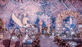 春日花园-浪漫法式婚礼布置