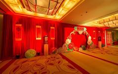 索菲特大饭店唐制婚礼