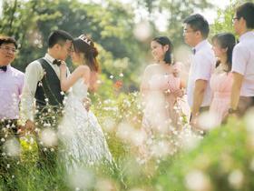 CAIVISION婚礼摄影 首席摄影双机位