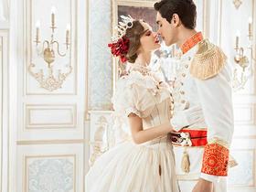 欧式婚纱照【法式迷情】路易威仕系列 II
