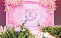 粉色清新婚礼
