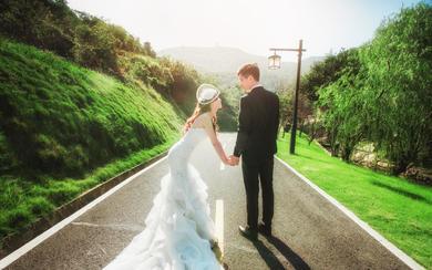 2017.07.03绿荫中的婚礼