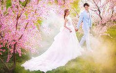 安吉利亚婚纱三生三世十里桃花