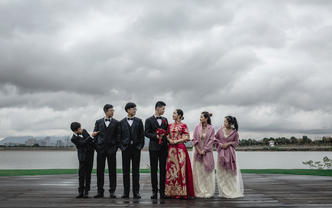 木木摄影 婚礼单机位拍摄