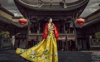千岛视觉--森系宫殿婚纱照