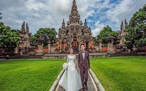 天长地久全球旅拍~巴厘岛唯美婚纱摄影
