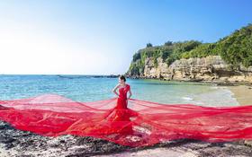 金莎贝尔婚纱摄影【涠洲岛】客片欣赏
