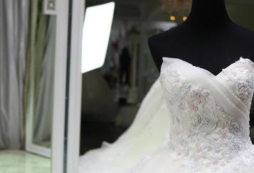 西安品位婚纱展示