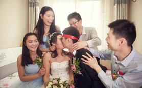 #郑州婚礼跟拍#小南国