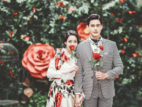 全新《LUCE》婚纱摄影系列限量预售