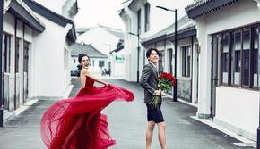 【全外景上海拍摄】新品婚纱照店长主推
