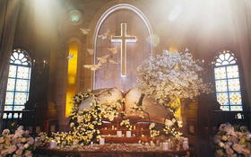 Special  wedding《圣光》