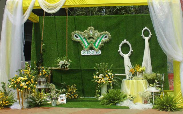 绿野仙踪——森林系婚礼