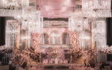 【MyQueen】欧式粉色宫廷风—好百年婚礼中心