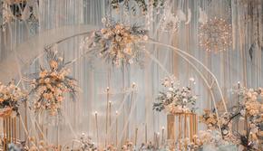 【婉约小清新】熹贵妃婚礼人员+布置+设备全包