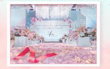 YIMU-轻奢定制蓝粉色系套系