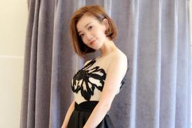 演员于莎莎多次选择逸品定制礼服参加活动