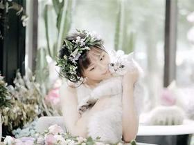 【唯美新娘礼服】MGIR夏款之像我这样的女孩