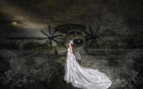【翼视觉】个性创意系列之二战机场