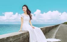 一价全包三亚伯爵婚纱摄影旅拍海景婚纱摄影5999