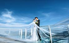 【潮流旅拍】一价全包+海景酒店+场景不限+送婚纱