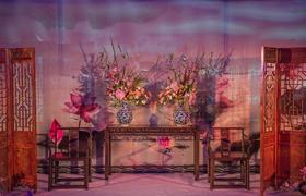 【爱格婚庆公司】-《愫》中式主题婚礼