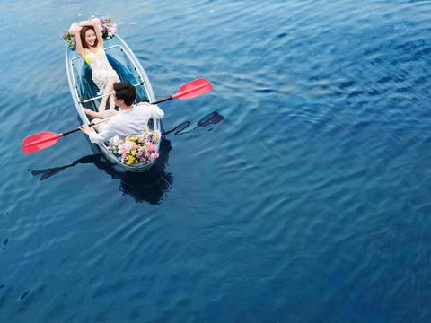 世纪恋人-圣托里尼海岛庄园通拍