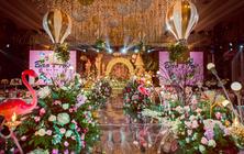 38888主题婚礼丨一木婚礼堂