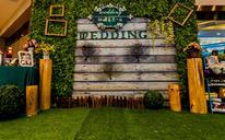 清新森林风婚礼
