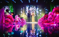 【带着宝宝去结婚】刘迪刘博双人主持诠释7年纯爱
