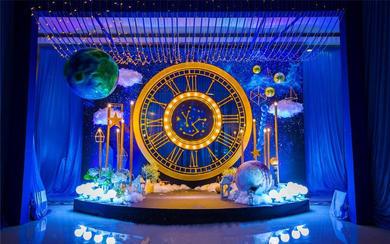 匠心婚礼美学—《时空隧道》
