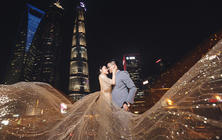 上海构思-海派经典首席婚纱照