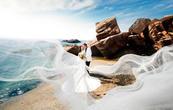 ❤【精品推荐】❤青岛旅拍送婚纱、包住宿、全国包邮