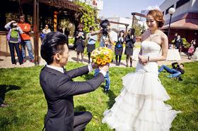 【TOP客片】TOPBRIDE童话婚礼北京婚纱