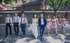 素叶婚礼摄影----活动特价双机位