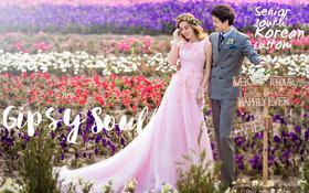 杭州N2视觉婚纱摄影【梦幻花园】