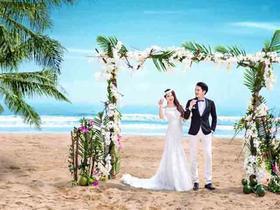 清凉一夏 海景婚纱旅拍正当时