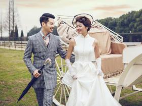 欧式婚纱照 i-D摄影团购套系106999