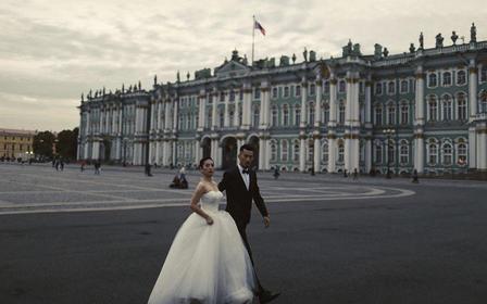 欧洲旅拍,圣彼得堡  St Petersburg