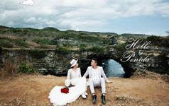 克洛伊全球旅拍【巴厘岛】客片鉴赏:王粤丽&陈伟杰
