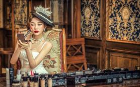 【SUSU时尚新娘】6800婚纱跟妆套餐