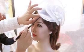 欧式新娘造型,带给你不一样的视觉盛宴!