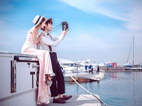青岛旅行婚纱照 定制套餐