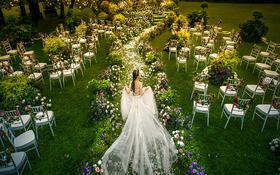 草坪主题婚礼系列之 草原