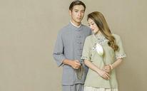 《苏城纪》系列——并蒂同心复古唯美婚纱照