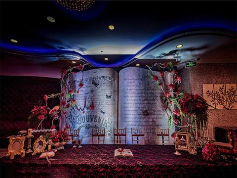匠心婚礼美学-典雅婚礼-源于艺术