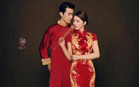 【锦绣情缘系列|秀禾服】经典时尚个性中国风