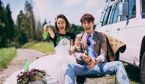 2020情人节专属 【城市旅拍】系列婚纱照