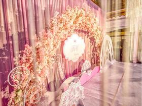 【爱神】香槟色+粉色的完美设计