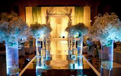 洲际 创意田园奢华婚礼